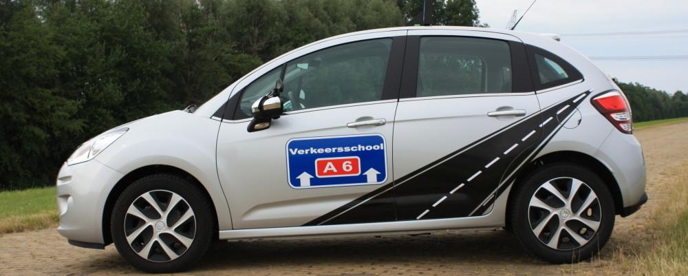 Verkeersschool A6